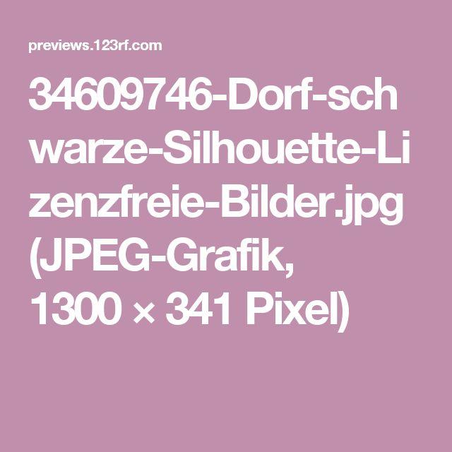 34609746-Dorf-schwarze-Silhouette-Lizenzfreie-Bilder.jpg (JPEG-Grafik, 1300×341 Pixel)