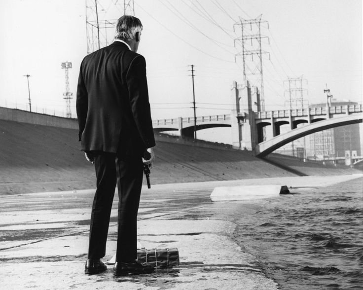 'Point Blank': John Boorman's Hardboiled Classic Elevated by Stylish European Touch • Cinephilia & Beyond