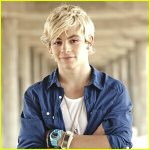 Ross lynch from band R5! and disney's austin and ally