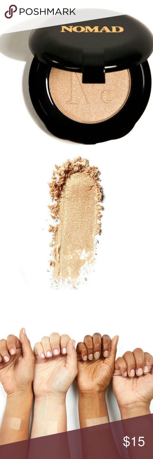 Nomad Highlight Powder In Midnight Sun (sealed) Highlight The Areas You  Want To Bring