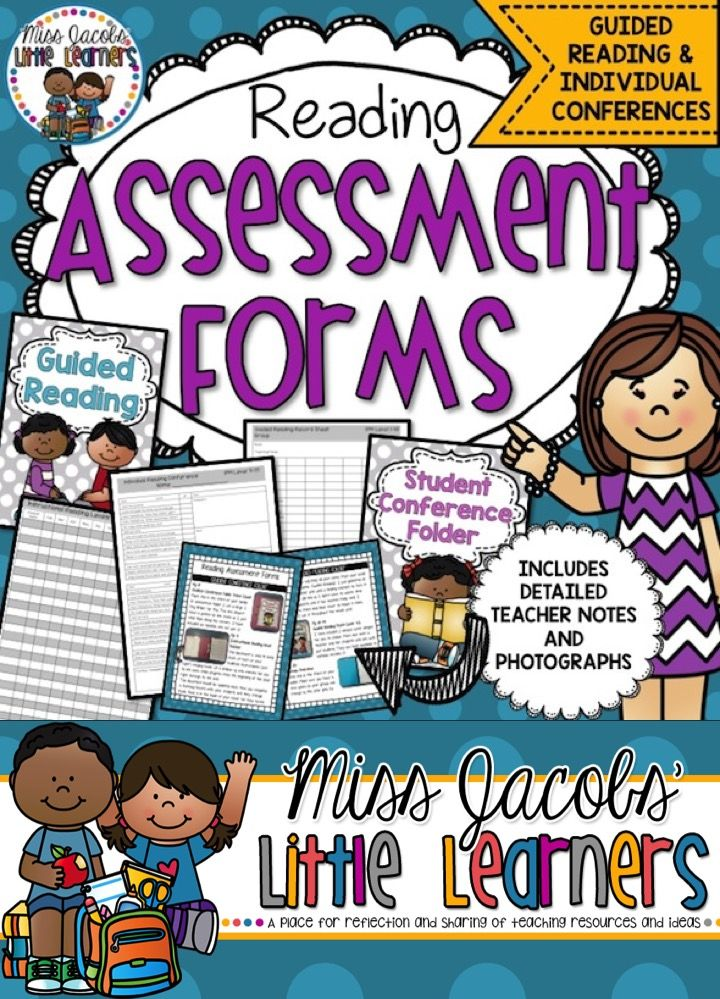 Reading Assessment Kit - all the forms and documents you need to set up reading conferences in your classroom - this extensive pack will save you hours of preparation for $9.90 Developed in line with the Australian Curriculum and perfect for: Reading Levels PM 1 – 25 and Fountas & Pinnell Levels A – T.