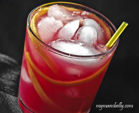 13 best master of mixes images on pinterest beverage for Wine and orange juice name