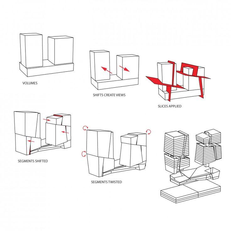 73 best architecture diagrams images on pinterest for Conceptual architecture diagram