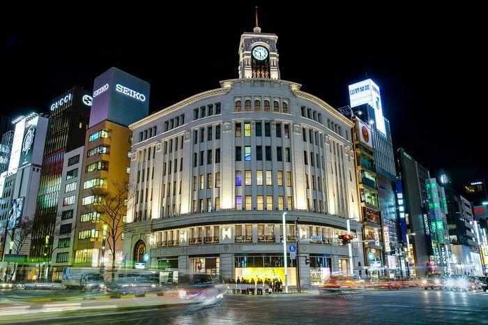 LOVE my CHIC Tokyo ~lisa〃 和光, 銀座四丁目, Ginza, Tokyo