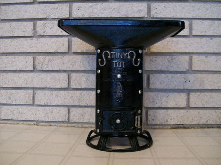 http://www.fatscostoves.com Tiny Tot - 44 Best Small Wood Stoves Images On Pinterest