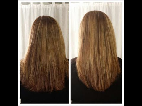 ▶ How to Cut Your Own Hair In Long Layers ~ Easy Hair Cut Tutorial - YouTube  I just did this to my own hair and it worked out splendidly :)