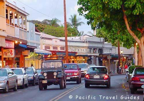 Lahaina Town, Maui