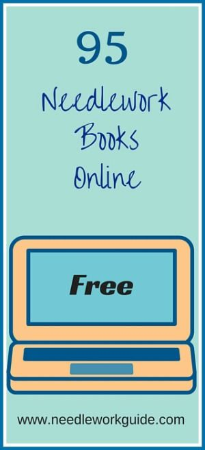 Ultimate Guide to 95 Needlework Books Online for Free