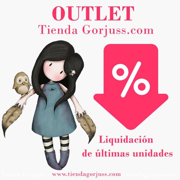 En nuestra Outlet de Tienda Gorjuss.com encontrarás bolsos, paraguas, agendas, zapatillas y un montón de cositas más...   Y tú, ¿a qué esperas para entrar? @tiendagorjuss #gorjuss #santorolondon #bolsos #paraguas #agendas #zapatillas #outlet #liquidacion #ultimasunidades