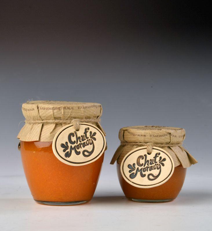 Meruňkový džem Chuť Moravy.
