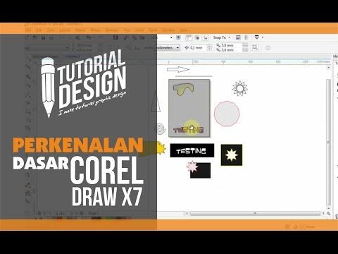 desain kaos coreldraw x5 crack