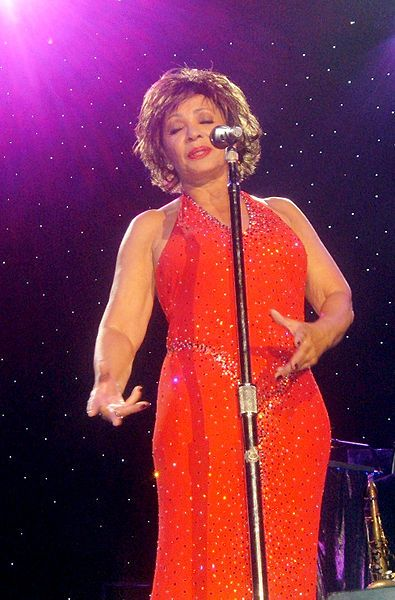 """Dame Shirley Veronica Bassey, DBE (born 8 January 1937) is a Welsh singer. She found fame in the mid-1950s and has been called """"one of the most popular female vocalists in Britain during the last half of the 20th century"""". In the US, in particular, she is best known for recording the theme songs to the James Bond films Goldfinger (1964) Diamonds Are Forever (1971) and Moonraker (1979)."""