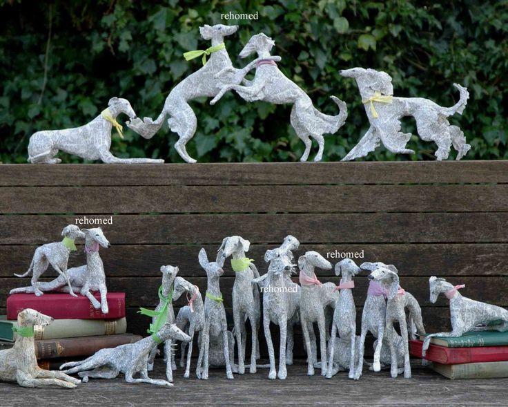 Бумажные скульптуры Lorraine Corrigan: handmadehome