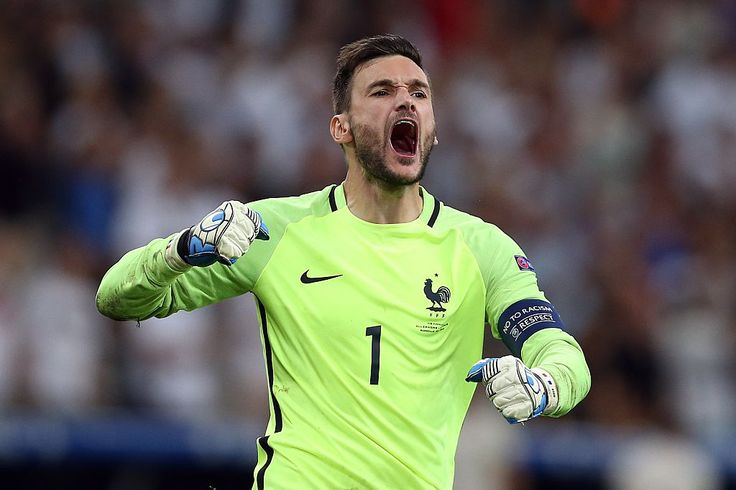 Hugo Lloris for France #EURO2016