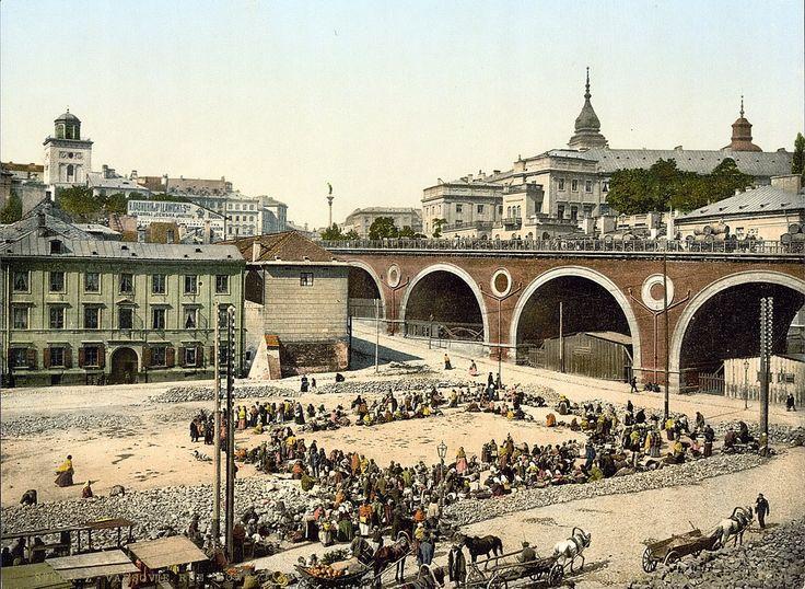 Warszawa przedwojenna - Nowy Zjazd