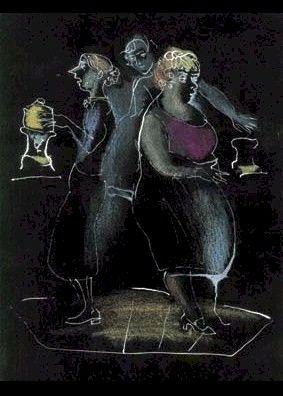 "Bulgakov - Master and Margarita. Illustrations by G.A.V. Traugot. Булгаков М. А. ""Мастер и Маргарита"", иллюстрации Г.А.В. Траугот"