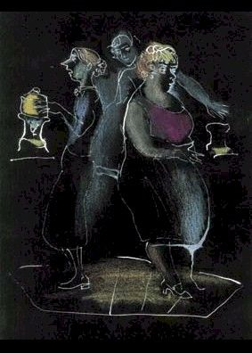 "Bulgakov - Master and Margarita. Illustrations by G.A.V. Traugot. Булгаков М. А. ""Мастер и Маргарита"", иллюстрации Г.А.В. Траугот"