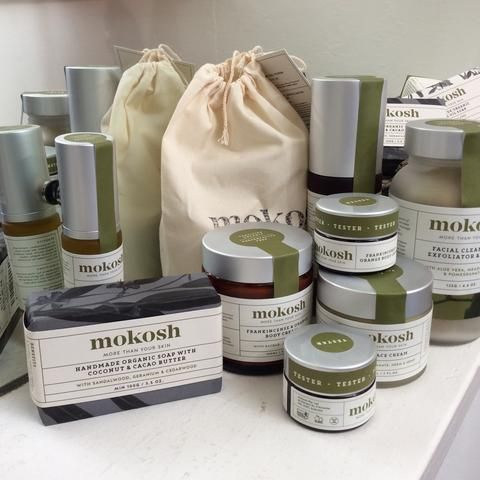 Mokosh skincare. organic, ethical and made in Australia.
