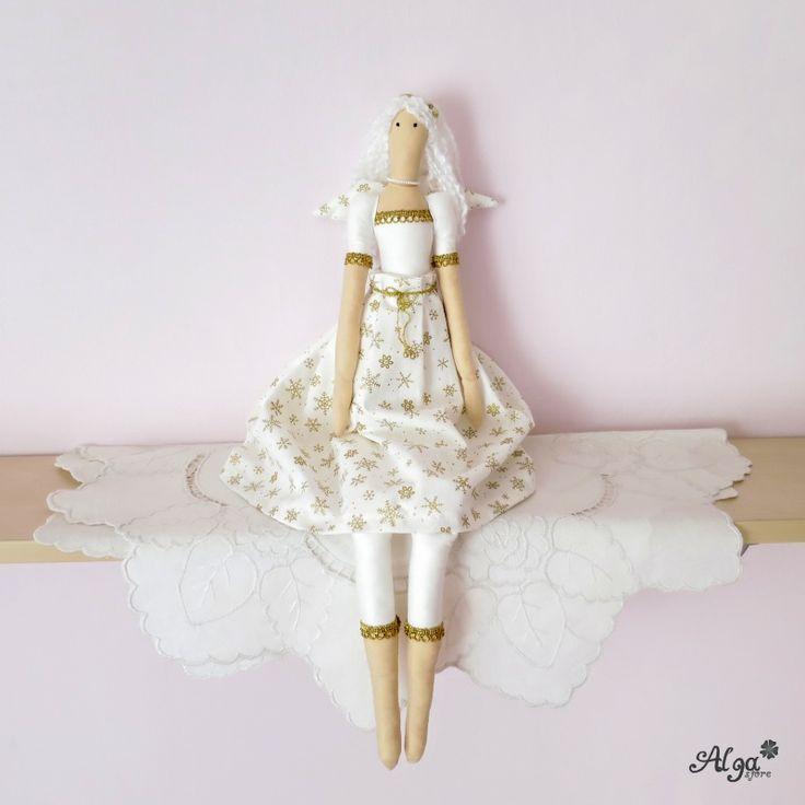 Panenka Andělka Vánoční