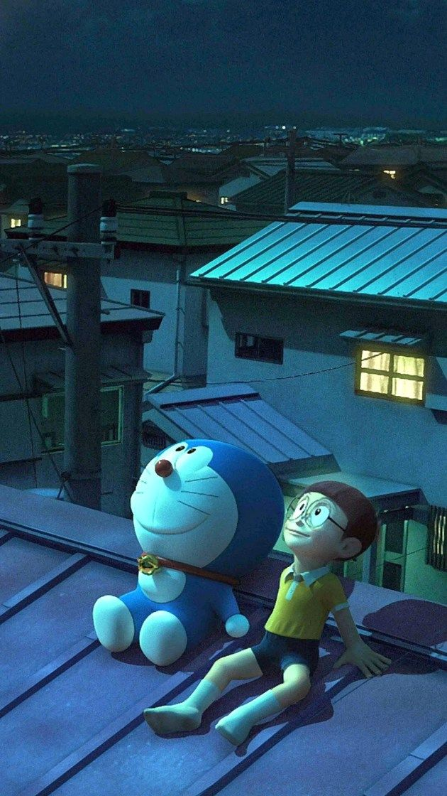 STAND BY ME ドラえもんのび太 iPhone壁紙 Wallpaper Backgrounds iPhone6/6S and Plus  Stand By Me Doraemon