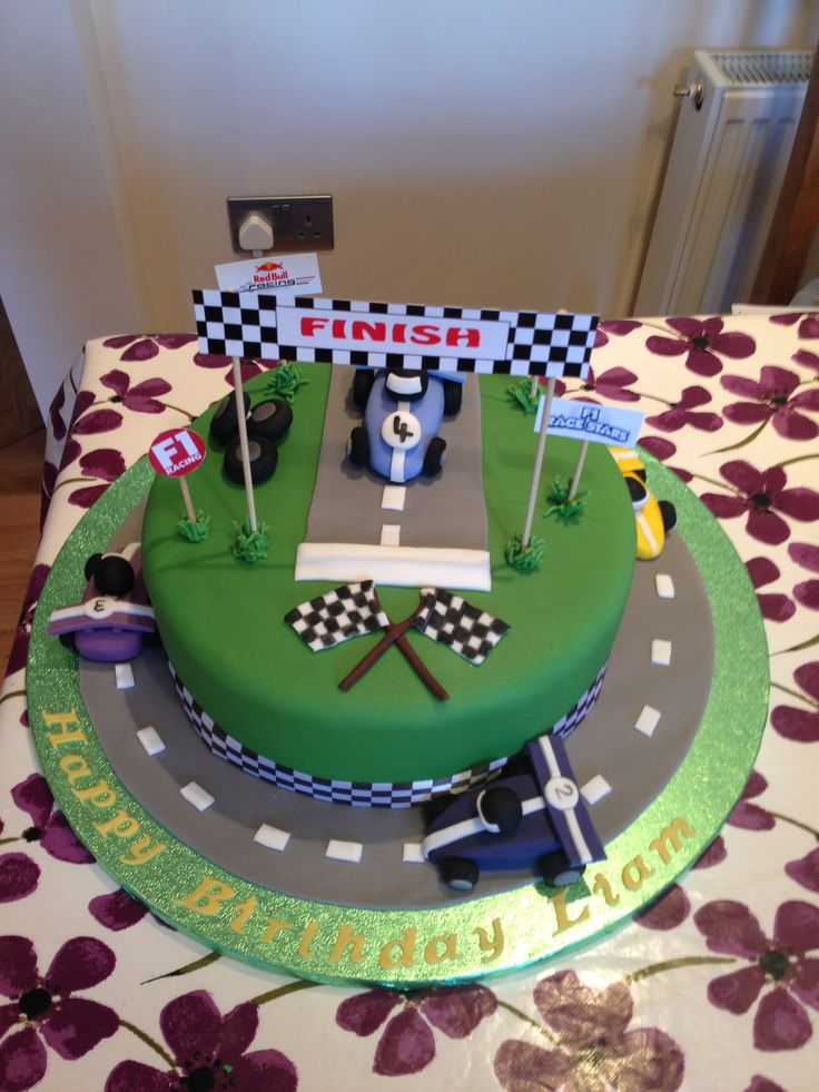 Cake Decorating Racing Car : 34 best images about Car Racing on Pinterest Cute ...