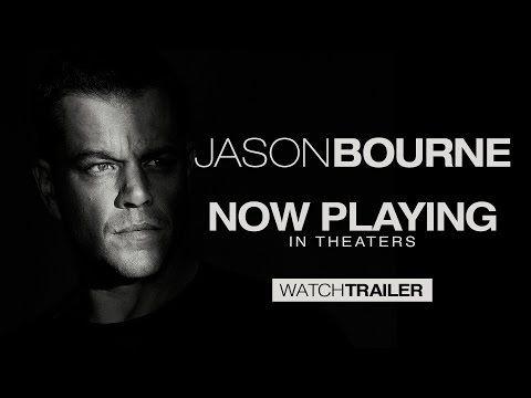 Recenze: Jason Bourne - Valeas Blog