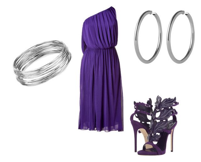 """""""Percy Jackson Cabin 12 : Dionysus Inspired Outfit"""" by camemckeith on Polyvore featuring Halston, Giuseppe Zanotti and Aqua"""