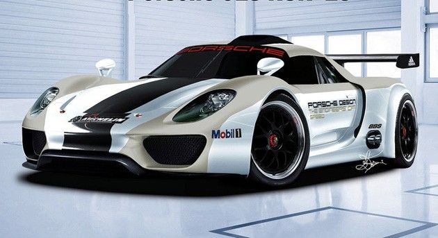 Porches 918 RSR hybrid will be developed alongside Spyder