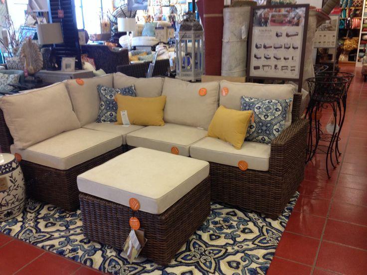 39 best oudoor living images on pinterest backyard for Reasonably priced living room furniture