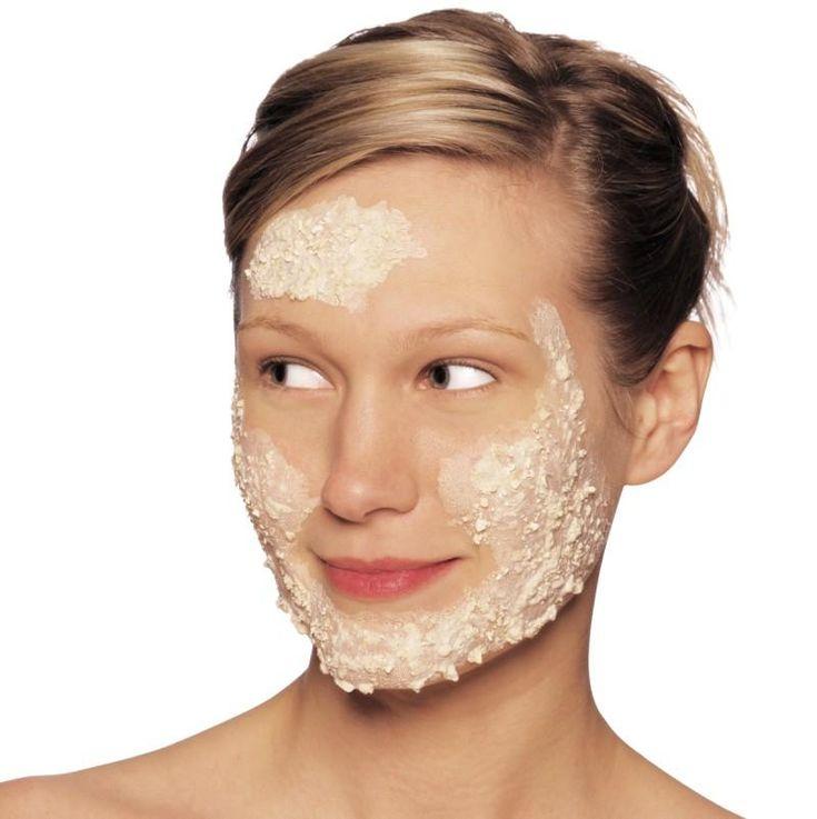 la avena para el cuidado de la cara