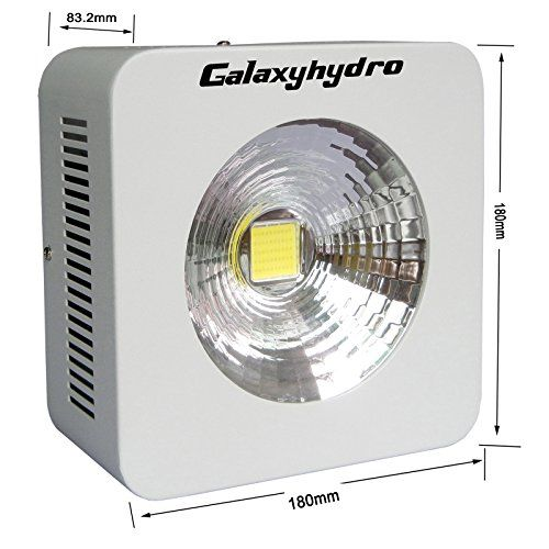 nice Galaxyhydro™ LED 150w High Bay LED Light Fixture Industrial Light with COB Reflector 12500Lm