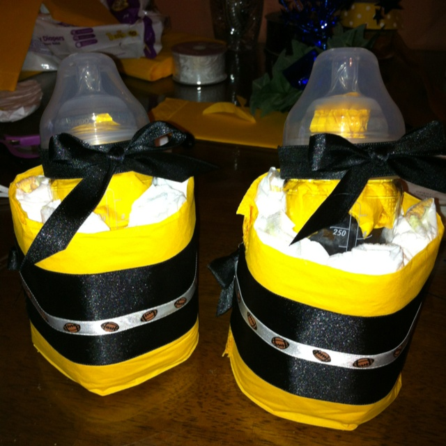 Pittsburgh Steelers Baby Shower Decorations Baby Showers