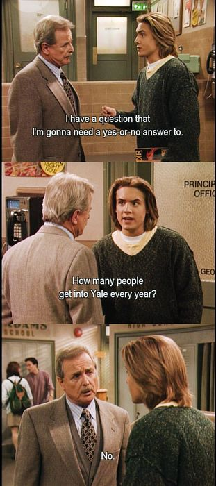 12 Reasons Eric & Mr. Feeny Had the Most Underrated Bromance on 'Boy Meets World'