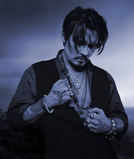 JCD II : Johnny Depp - edit © 2018 - Dior Sauvage Eau de Parfum