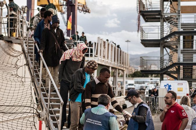 But there is another humanitarian crisis in Europe we have heard much less about: the roughly 200,000 migrants and refugees who left Africa for Italy since last year. This year alone, some 2,000 have died while making the voyage. The Child Migrants of Africa - The New York Times