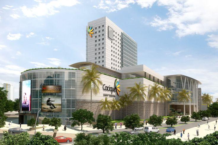 BUCARAMANGA | Cacique Centro Comercial | Centro Empresarial | Hotel | E/C - SkyscraperCity