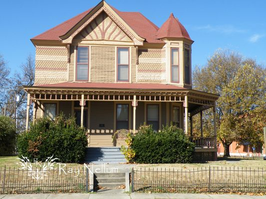 Belle Grove Historic District Fort Smith Arkansas A Majestic Community
