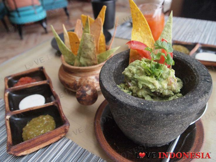 Menu Otentik Meksiko dengan Gaya Modern di Keraton at The Plaza (by Love Indonesia)