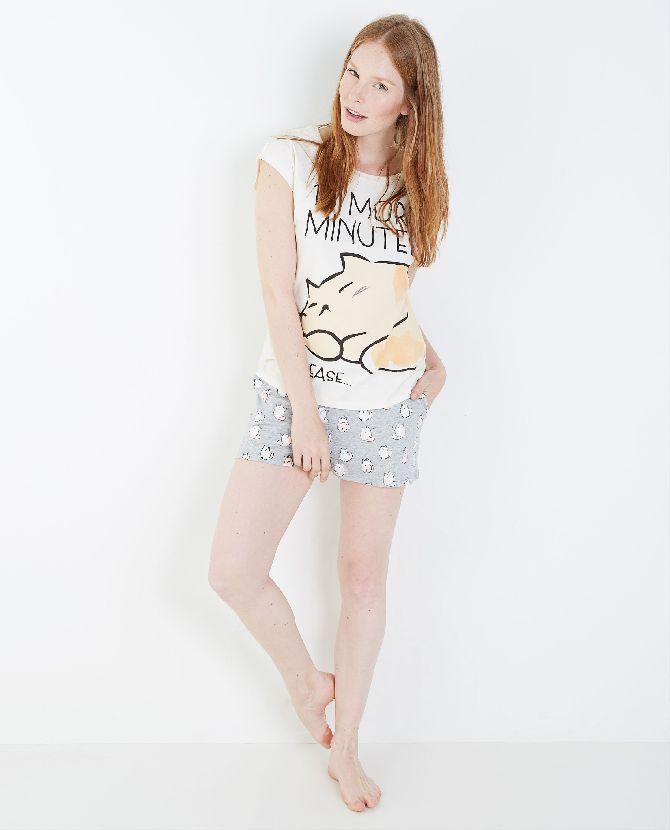 pyjama-met-short S