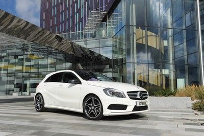 """Comparing this 2014 Mercedes A-Class with its predecessor, one can clearly see that this has been a sort of """"correctional work"""" on the part of Mercedes.  Read more at: http://www.osv.ltd.uk/latestnews/hatchbacks/mercedes-a-class-review/ 
