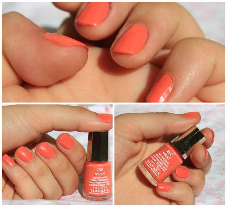 #kamzakrasou #mavala #nail #nailpolish #polish #beauty #marala #red vrednail #rednailpolish #beautynail #trendy Mavala lak na nechty