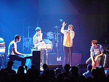 Keane (band) - Wikipedia, the free encyclopedia