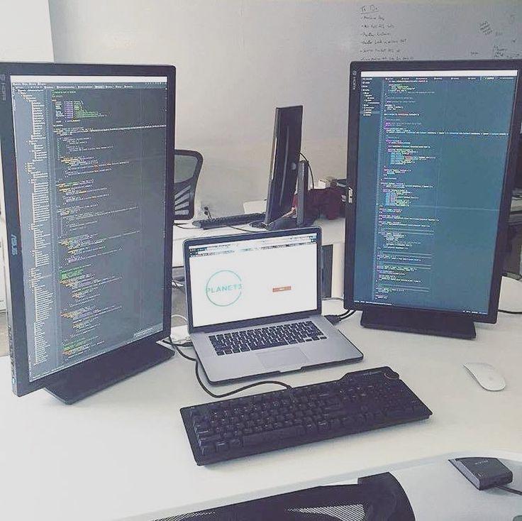 author programmers dream come true life code logo