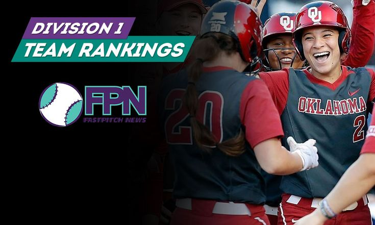Fastpitch News (FPN) has released its 2018 Preseason NCAA Division I Softball Rankings. If you have any questions please contact our staff at the email listed below. If information regarding records, contactrankings@fastpitchnews.com.