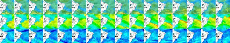 Previsão de Ondas e Vento para Pontal do Paraná - Paraná - Brasil - Surfguru
