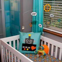67 best robot science nursery or toddler room ideas images for Robot bedroom