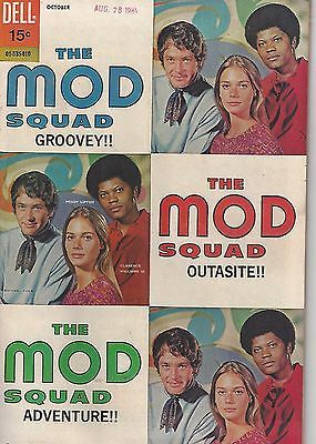 The mod #squad  # 3 dell comics tv peggy #lipton f+ scuba #diving photo cover ,  View more on the LINK: 	http://www.zeppy.io/product/gb/2/252605433764/