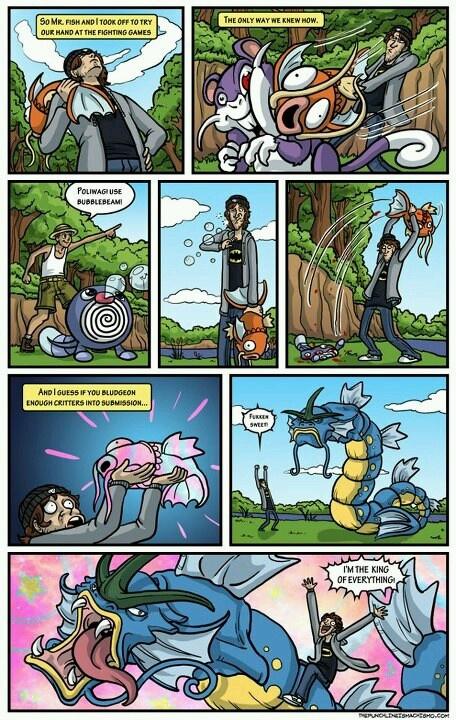 Pokemon comic