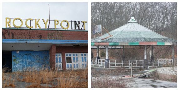 48 best images about abandoned amusement parks on for The pointe at lincoln park
