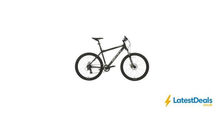 "Carrera Vengeance Mens Mountain Bike - Black - 16"", 18"", 20"", 22"" Frames, £250 at Halfords"